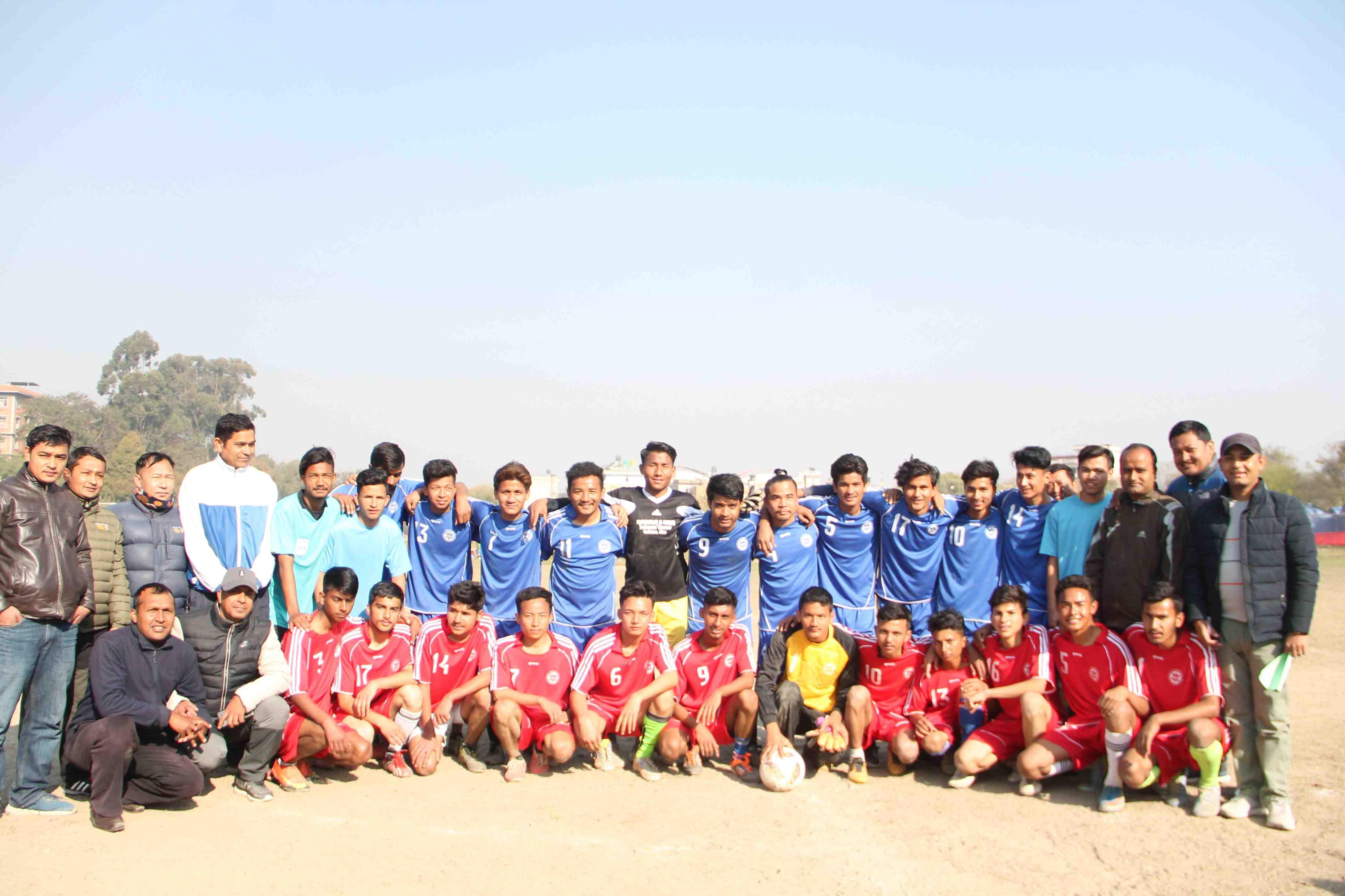 Sports Meet 2075