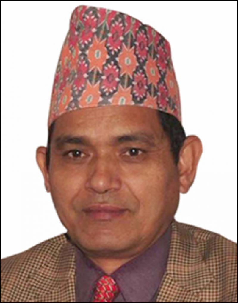 Damber Bahadur Hamal